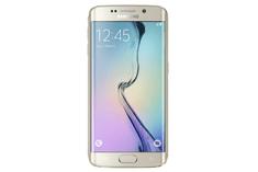 Samsung Galaxy S6, Edge, 32 GB, zlatá