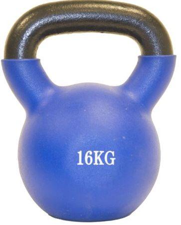 Fitmotiv utež kettlebell neopren 16 kg
