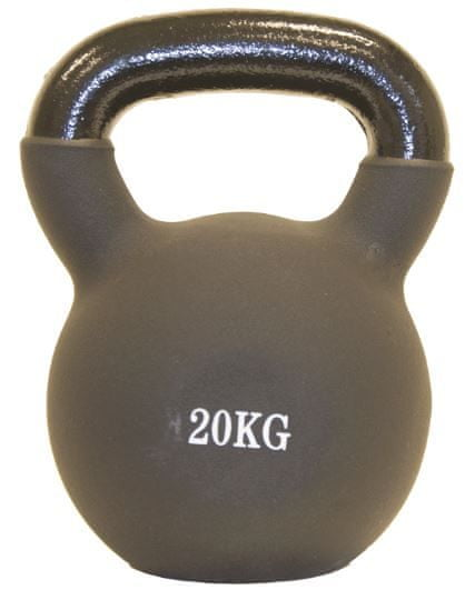 Fitmotiv utež kettlebell neopren 20 kg