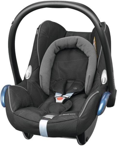 Maxi-Cosi CabrioFix 2017, Black Diamond