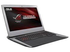 Asus prenosni računalnik G752VS-GC118D i7/16/256+1T/GTX1070/Dos
