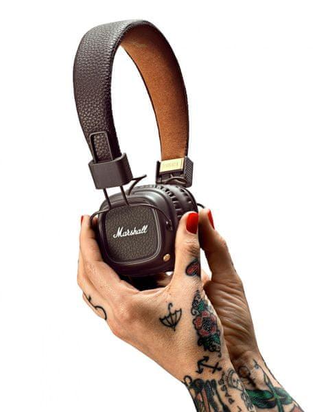 MARSHALL Major II Bluetooth, Brown