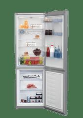 BEKO CSA 365 K30X Szabadonálló kombinált hűtő