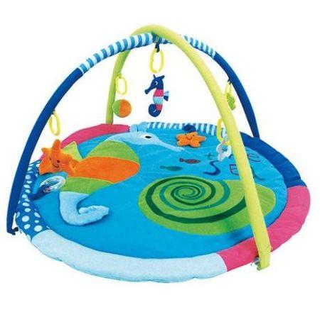 Chipolino Seahorse Játszószőnyeg