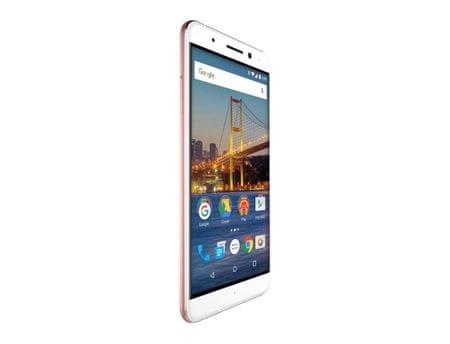 General Mobile GSM telefon 5 Plus LTE, roza