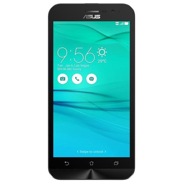 Asus ZenFone GO (ZB500KL), Dual SIM, 2 GB / 16 GB, černý