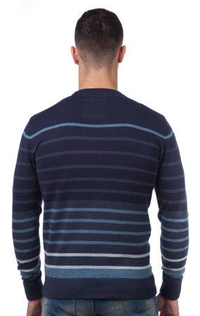 c6af8413f1b Timeout pánský svetr S tmavě modrá - Diskuze