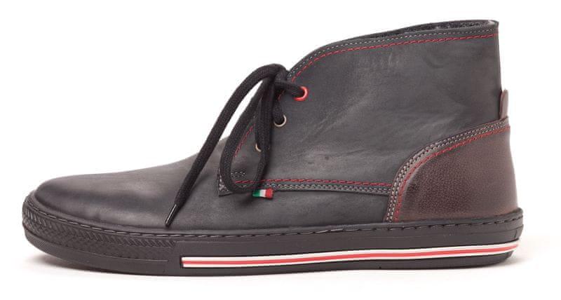 Klondike pánská kotníčková obuv 45 černá