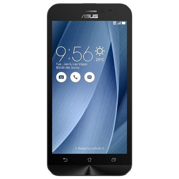 Asus ZenFone GO (ZB500KL), Dual SIM, 2 GB / 16 GB, šedý