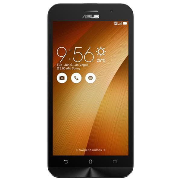 Asus ZenFone GO (ZB500KL), Dual SIM, 2 GB / 16 GB, zlatý