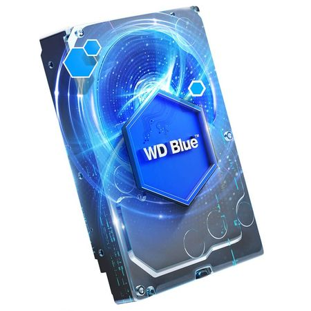 WD trdi disk Blue 500GB 3,5 SATA3 32MB 7200rpm (WD5000AZLX)