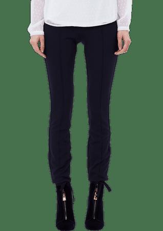 s.Oliver spodnie damskie 34/30 ciemnoniebieski