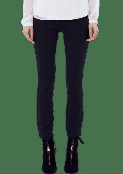 s.Oliver dámské kalhoty 34/32 tmavě modrá