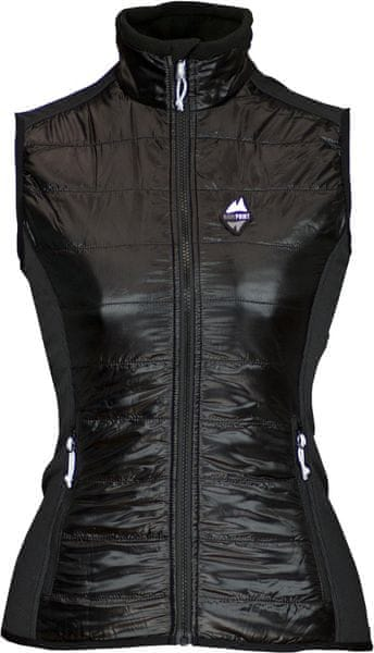 High Point Flow Lady Vest Black S