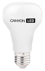 Canyon LED žarnica, E27, 6W, R63, 4000K, 10 kos