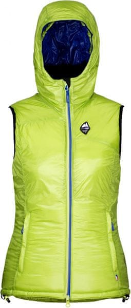 High Point Barier Lady Vest Sunny Green L