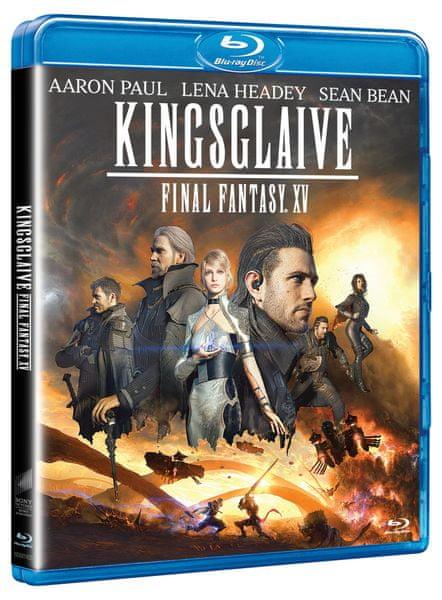 Kingsglaive: Final Fantasy XV - Blu-ray