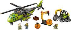 LEGO® City 66540 Vulkánkutatók Super Pack