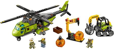 LEGO® City 66540 Vulcano Value Mega Pack 3u1