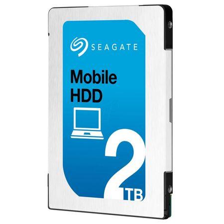 Seagate trdi disk Mobile 2TB 2,5 SATA3 128MB 7mm 5400obr/min (ST2000LM007)
