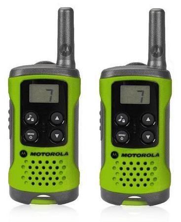 Motorola TLKR T41, zelena