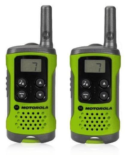 Motorola TLKR T41, zelená
