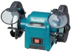 Makita dvojni brusilnik GB602
