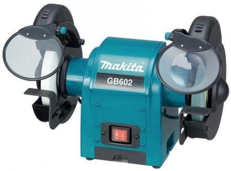 Makita GB602 Brúska dvojkotúčová