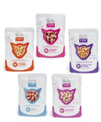 Brit Brit Care Cat Pouches – MIX 24x80g