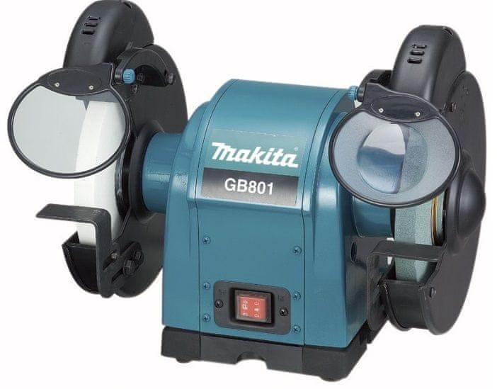 Makita GB801 Bruska dvoukotoučová