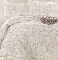 BedTex bombažna posteljnina Mabel, krem