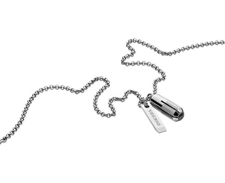 Diesel Pánský ocelový náhrdelník DX1027040