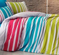 BedTex Bavlnené obliečky Milly Modré