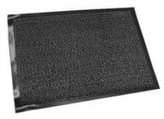 Westside Lábtörlő, Fekete, 40 x 60 cm
