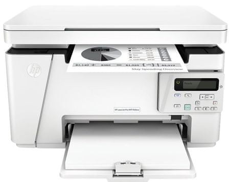 HP laserski tiskalnik LaserJet Pro MFP M26nw (T0L50A)