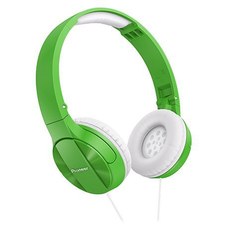 Pioneer slušalke SE-MJ503-G
