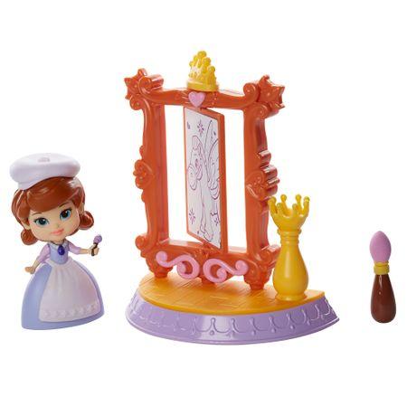Disney Jej Wysokość Zosia Mini Zestaw: Szkoła Rysynku