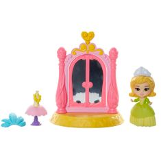 Disney Sofia Prvá: mini hrací set - skriňa princeznej