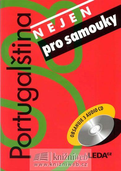 Havlíková M., Alves C. M. Pinheiro: Portugalština (nejen) pro samouky + klíč + 3CD