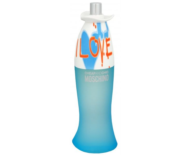 Moschino Cheap & Chic I Love Love - EDT - TESTER 100 ml