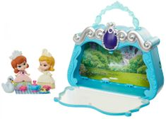 Disney Sofia Prvá: Rozprávkový kufrík - čajový set