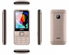 Akai PHA-2890 Mobiltelefon, Arany