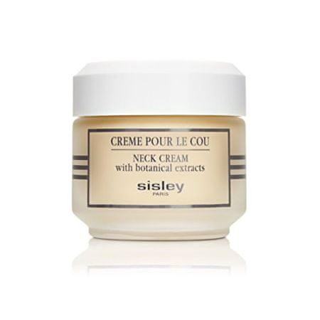 Sisley Spevňujúci krém na krk a dekolt (Neck Cream With Botanical Extracts) 50 ml