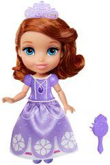 Disney Jej Wysokość Zosia - fioletowa sukienka
