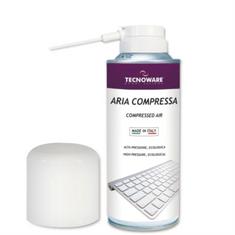 Tecnoware kompresiran zrak za čiščenje, 400 ml