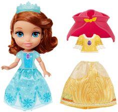 Disney Jej Wysokość Zosia z ubrankiem na zmianę