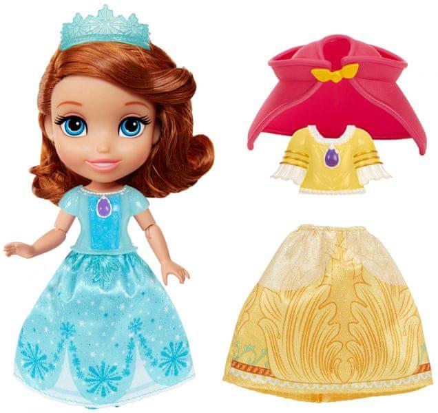 Disney Sofie První: Panenka s doplňky - zimní set