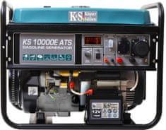 Könner & Söhnen agregat prądotwórczy KS 10000 E ATS