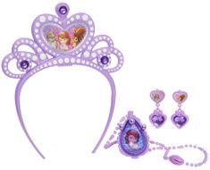 Disney Jej Wysokość Zosia - Korona z amuletem
