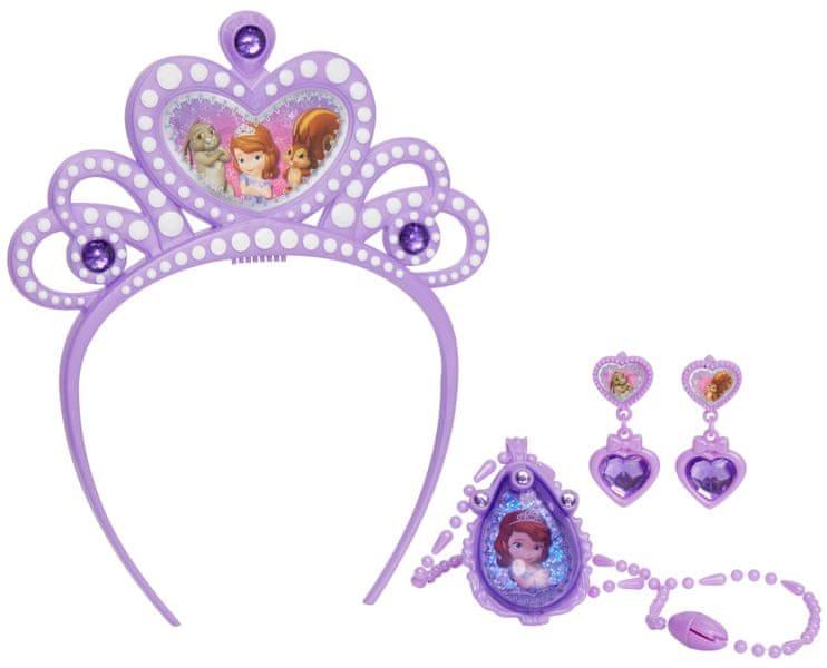 Disney Sofie První: sada korunka a amulet